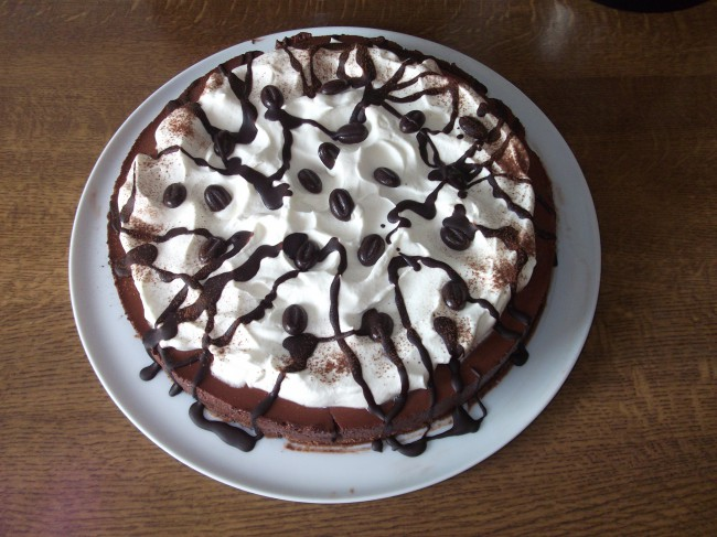 Dr.Oetker Modetorte Mousse-au-Cappuccino-Torte