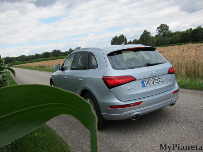 Der neue SUV Hybrid von Audi