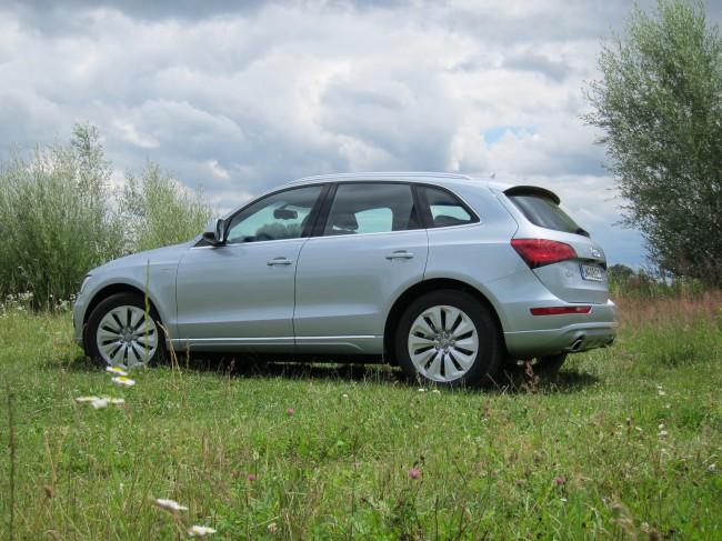 Audi Q5 Fotostrecke