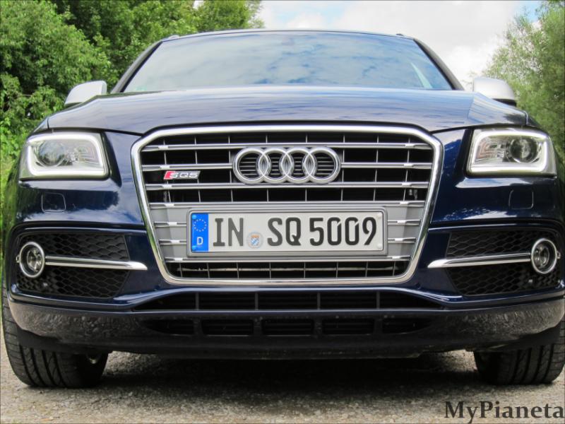 Der neue Renn-SUV von Audi, erstes S-Modell als Diesel