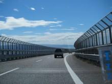 Die sizilianische Autobahn