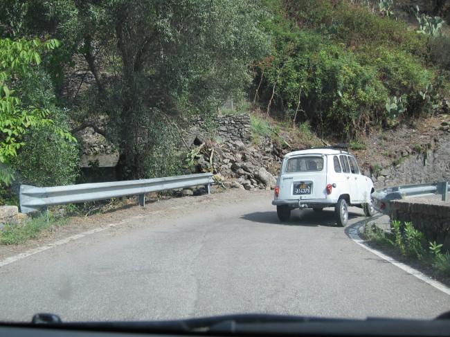 Unterwegs im Inneren Siziliens