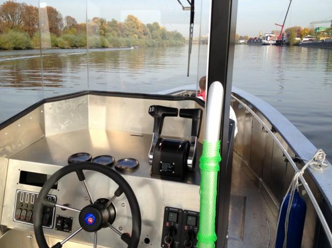 Honda Power of Dreams Speedboat