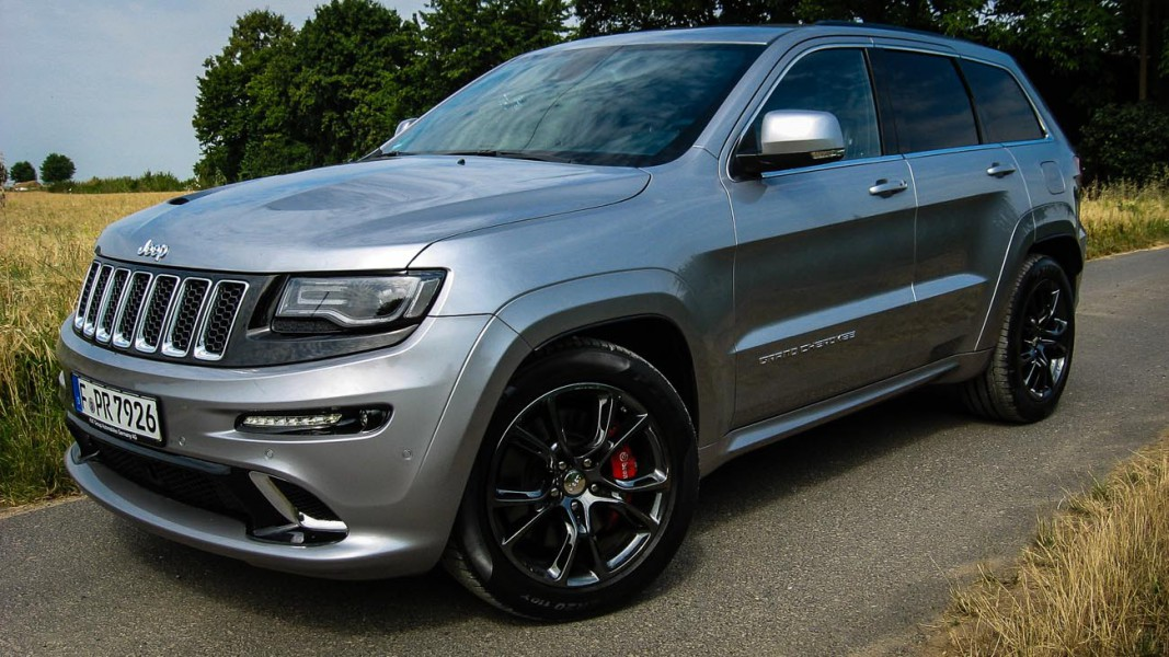 Jeep Grand Cherokee SRT 468PS
