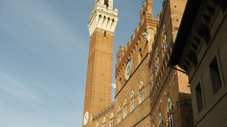 Siena Piazza del Campo2