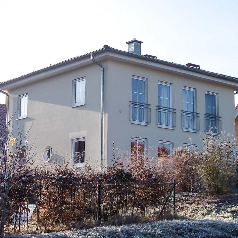Der Traum vom eigenen Haus