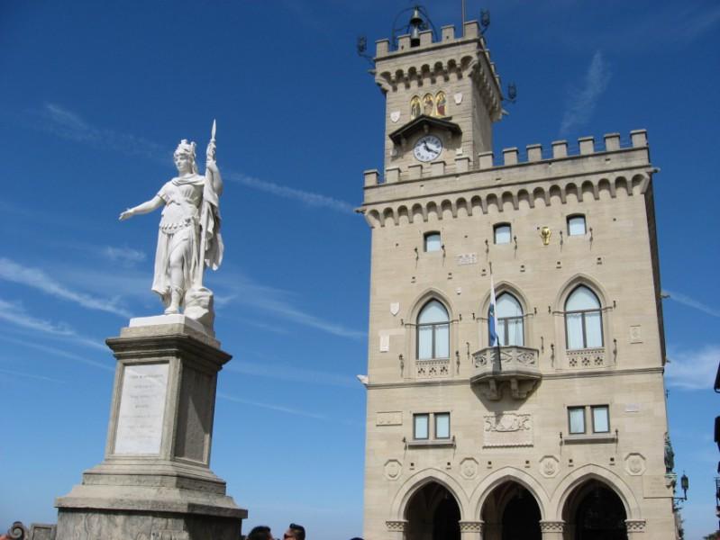 Palazzo Pubblico San Marino