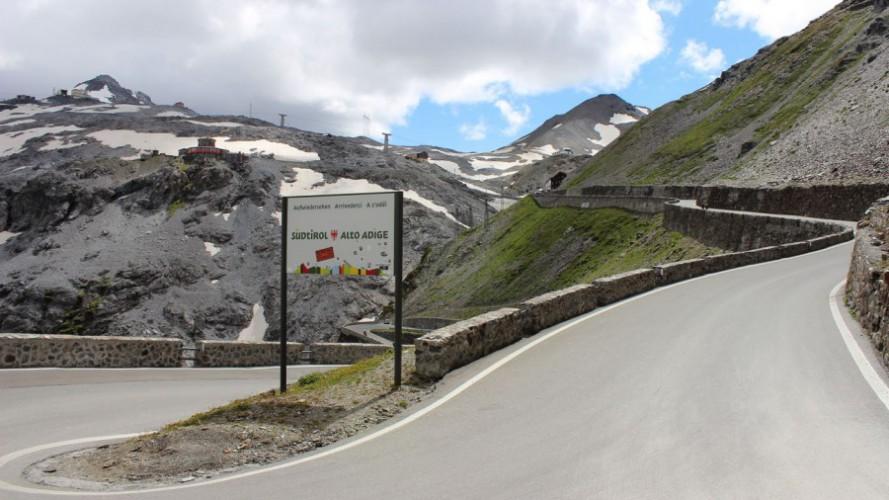 Stilfser Joch Südtirol