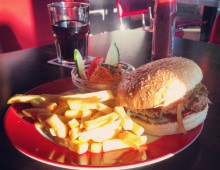 Lecker Burger Essen in Bayreuth