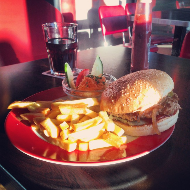 Burger in Bayreuth