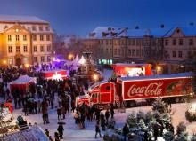 Termine der Coca Cola Weihnachtstruck Tour 2016