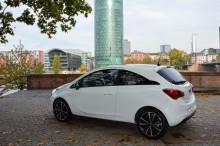 Neuer Corsa E im Vergleich zum Corsa B