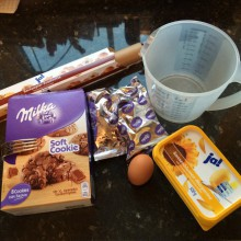 Milka Soft Cookies Backmischung