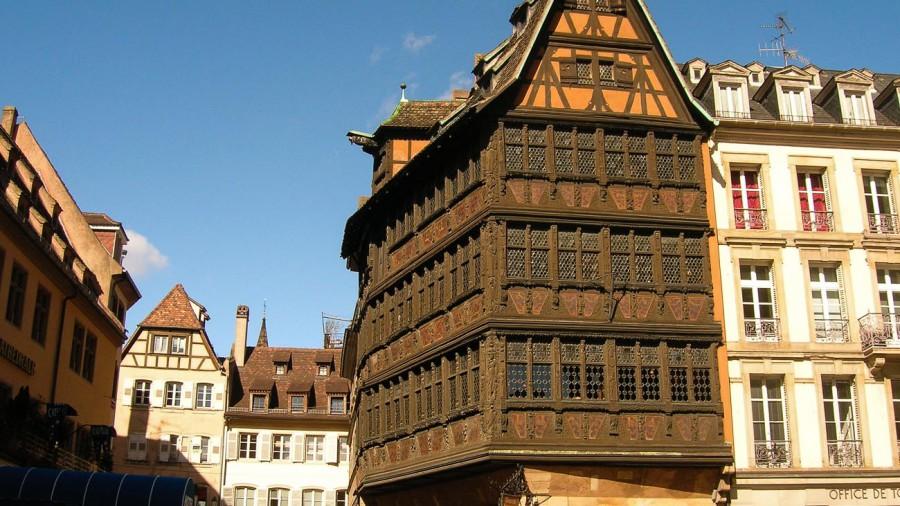 Straßburg Kammerzell