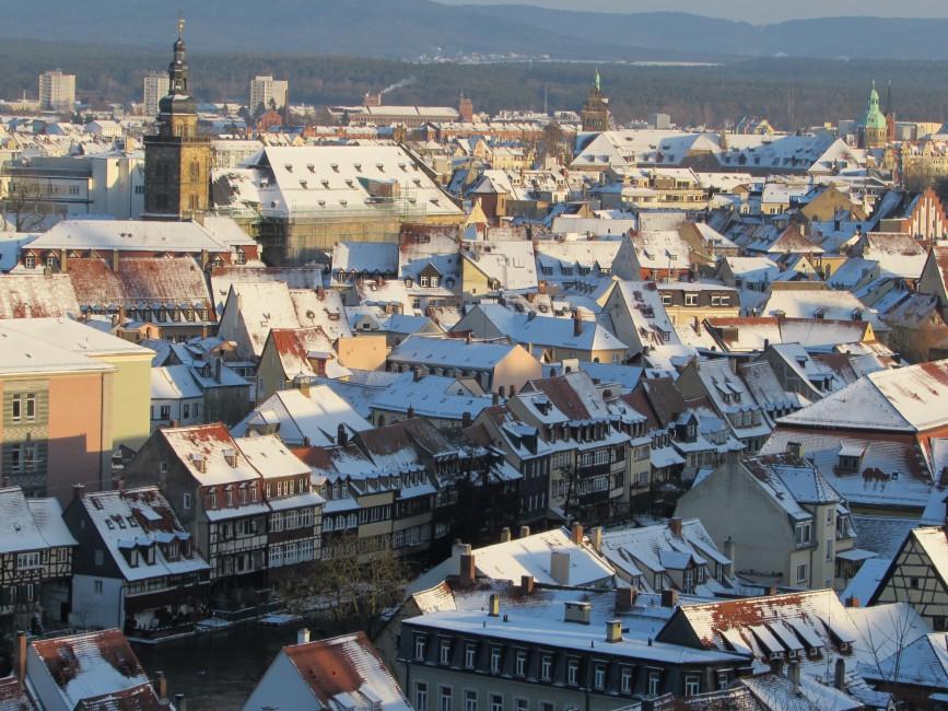 Panorama Bamberg