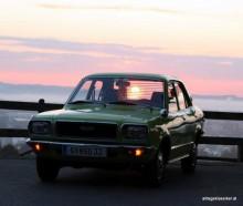 Michael über seinen Mazda 818 Sedan
