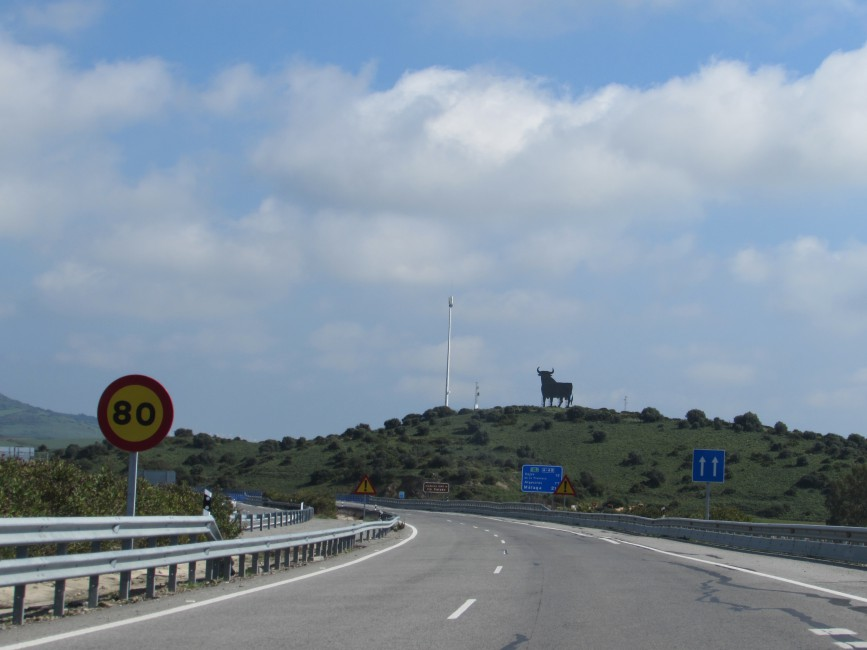 Andalusien Autobahn