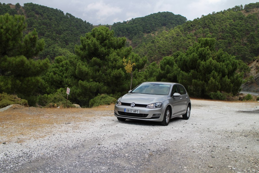 Spanien Auto fahren