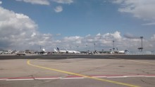 Tagesausflug zum Flughafen Frankfurt