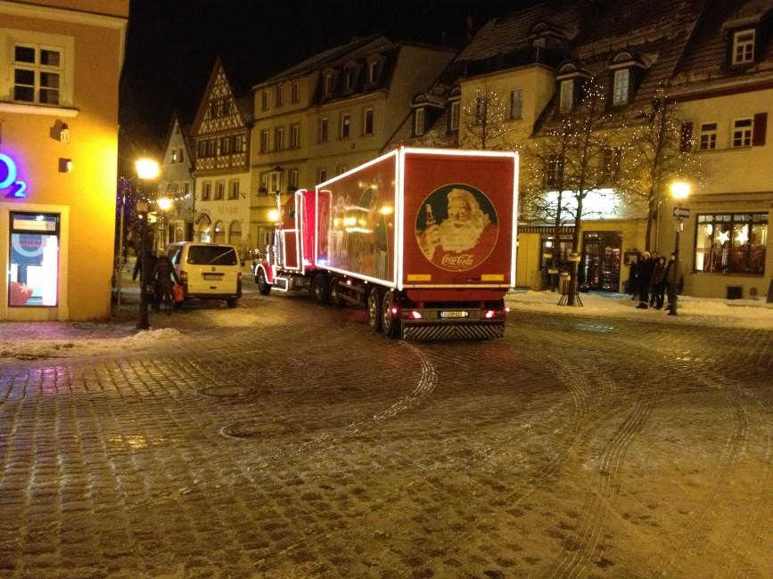 Termine Der Coca Cola Weihnachtstruck Tour 2016 Mypianeta