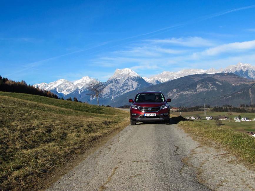 Honda CRV Alpen (1 von 1)