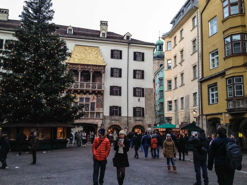 Innsbruck Goldene Dachl (1 von 1)
