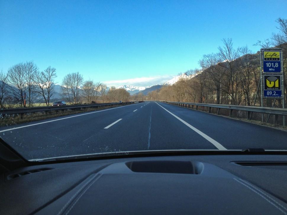 Oesterreich Autobahn (1 von 1)