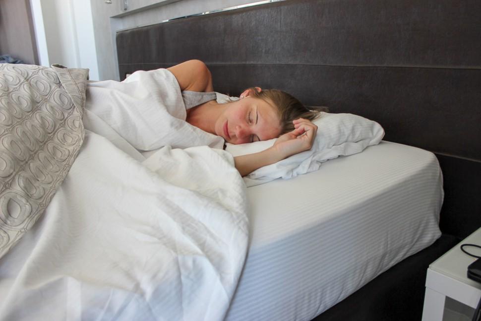 erfahrungbericht test die ersten n chte auf der eve. Black Bedroom Furniture Sets. Home Design Ideas