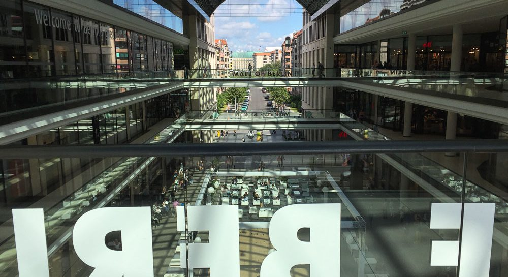 Mall of Berlin Shops