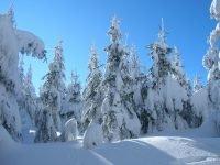 Skifahren im Fichtelgebirge